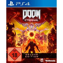 Doom Eternal Deluxe Edition PlayStation 4
