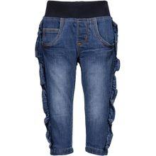 Blue Seven Schlupf-Jeans mir Rüschen