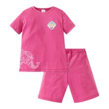 SCHIESSER Schlafanzug 'Prinzessin Lillifee' dunkelpink