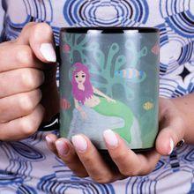Farbwechsel-Tasse Meerjungfrau