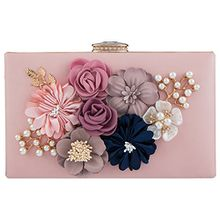Bagood , Damen Clutch Gr. One size, rose