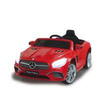 XXXL KINDERAUTO Ride-on Mercedes-Benz SL 400, Rot