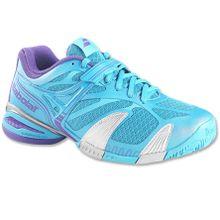 Babolat - Propulse 4 Clay Damen Tennisschuh blau - EU 36 - UK 3,5