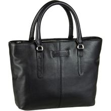 Liebeskind Berlin Handtasche Essential Satchel M Black