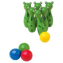 Kegel Frosch grün