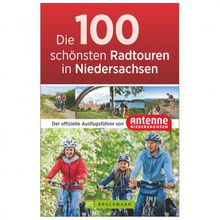 Bruckmann - 100 schönsten Radtouren in Niedersachsen - Radführer 2. Auflage 2016