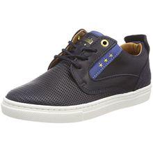 Pantofola d'Oro Jungen Vigo Ragazzi Low Sneaker, Blau (Dress Blues), 38 EU