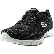 Skechers Damen Sneaker EZ Flex 3.0 Estrella Schwarz, Schuhgröße:EUR 38