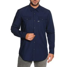 G-Star Hemd Slim Fit in blau für Herren