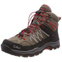 CMP Campagnolo Unisex-Erwachsene Rigel Trekking-& Wanderstiefel, Beige (Tortora-Ferrari), 41 EU