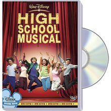 DVD High School Musical 1 Hörbuch