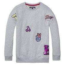 Tommy Hilfiger Mädchen Sweater - 176