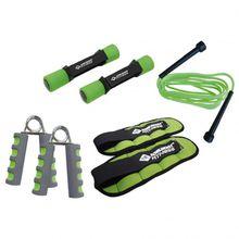 Schildkröt Fitness - Fitness Set grün