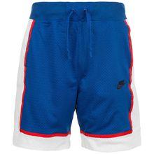 Nike Sportswear Statement Mesh Short Herren blau/weiß Herren