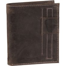 Strellson Geldbörse Richmond Bill Fold V12 Dark Brown