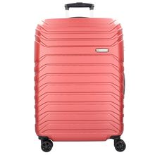 Roncato Fusion 4-Rollen Trolley 77 cm rot