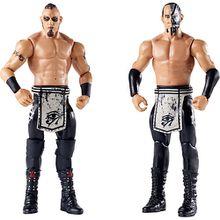 WWE Basis Figuren (15 cm) 2er-Pack Konnor & Viktor