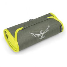 Osprey - Ultralight Washbag Roll - Kulturbeutel Gr One Size grau/gelb;grau