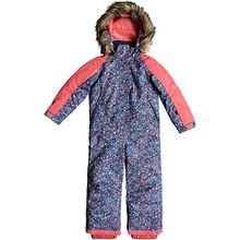 Schneeanzug PARADISE  lila Mädchen Kleinkinder
