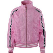 Tommy Jeans Bomberjacke Trainingsjacken rosa Damen