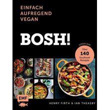 Gebundenes Buch »Bosh! einfach - aufregend - vegan«