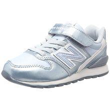 New Balance Unisex-Kinder Sneaker, Blau (Blue), 32 EU (13 UK Child)