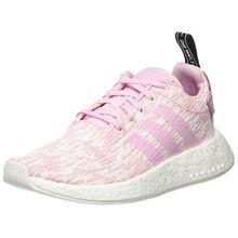 adidas Damen NMD_R2 Sneaker, Pink (Wonder Pink/Wonder Pink/Core Black), 42 EU