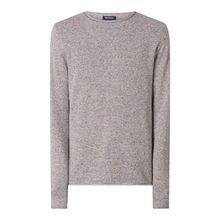 Pullover aus Baumwoll-Leinen-Mix Modell 'Leonhard'