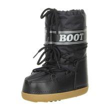 Vista Kinder Stiefel schwarz
