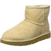 UGG Damen Mini Classic Hohe Sneakers, Beige (Sand), 37 EU