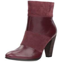 Ecco Damen Shape 75 Stiefel, Rot (Bordeaux/Bordeaux), 36 EU