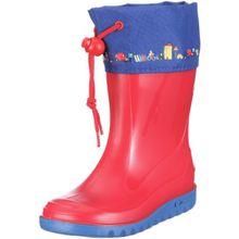 Romika Jerry, Unisex-Kinder Gummistiefel, Rot (Rot-blau 413), 23 EU