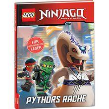 Buch - LEGO Ninjago: Pythors Rache