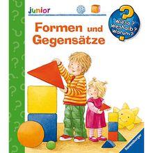 WWW junior Formen und Gegensätze