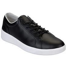 Lacoste Damen Sneaker, Schwarz - Schwarz - Größe: 39