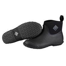 Muck Boots Damen Women's Muckster Ii Ankle Gummistiefel, Schwarz (Black/Black), 38 EU