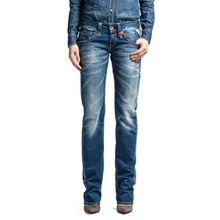Replay Damen Relaxed Jeans Newswenfani, Gr. W30/L34 (Herstellergröße: 30), Blau (BLUE 9)