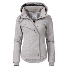 SUBLEVEL Outdoorjacke 46550D Übergangsjacken grau Damen