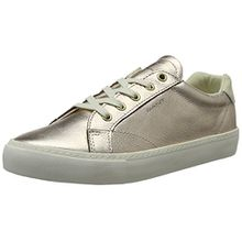 GANT Footwear Damen Alice Sneaker, Gold (Rose Gold), 36 EU