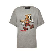 Marc Jacobs Oversized T-Shirt aus Baumwolle mit Print