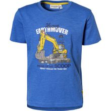 SALT AND PEPPER T-Shirt blau
