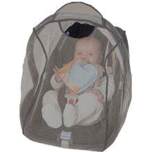 Playshoes Mückennetz für Babyschale