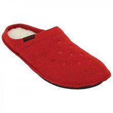 Crocs - Classic Slipper - Hüttenschuhe Gr M10 / W12;M11;M12;M2 / W4;M3 / W5;M4 / W6;M5 / W7;M6 / W8;M7 / W9;M8 / W10;M9 / W11 grau;schwarz;rot;blau