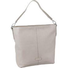 Liebeskind Berlin Handtasche Essential Hobo M String Grey
