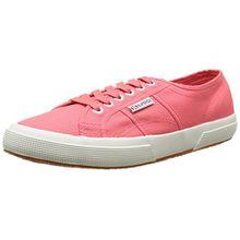Superga 2750 Cotu Classic, Unisex-Erwachsene Sneaker, Rosa (T33), 42 EU