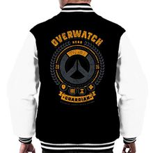 Overwatch Guardian Hero Men's Varsity Jacket