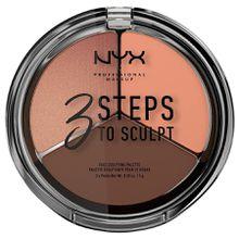 NYX Professional Makeup Puder Nr. 4 - Deep Puder 5.0 g
