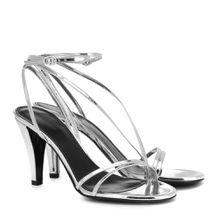 Sandalen Arora aus Metallic-Leder