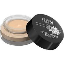Lavera Make-up Gesicht Natural Mousse Make-up Nr. 03 Honey 15 g