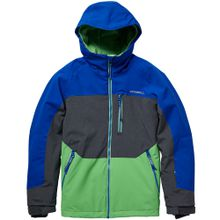 O'NEILL Jacke blau / graphit / grün